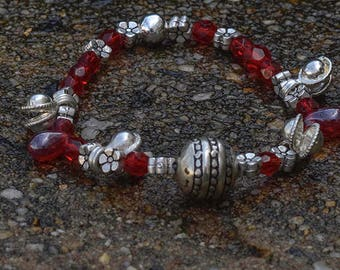Indian Dancing Beads Bracelet