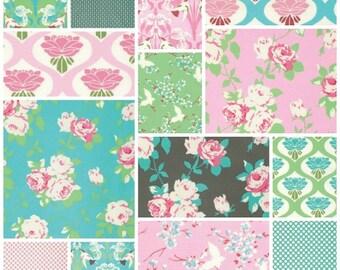 Tanya Whelan Chloe | Yardage | By the Yard | Fabric Bundles | Quilting Cotton