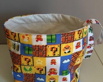 Marioproject bag