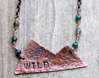 Wild Mountain Necklace