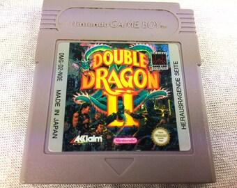 Double Dragon 2 Nintendo Gameboy - Nintendo Game Boy - Retro Games