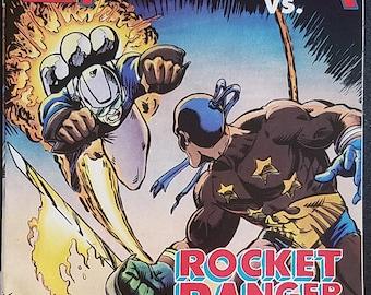 Man of War #8 (1994) Comic Book