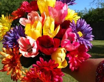 Tudaisies Bridal Bouquet