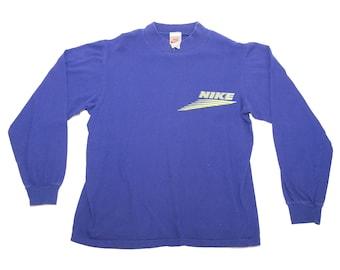Nike Grey Tag Long Sleeve