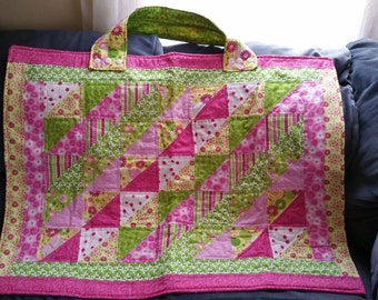 Nursing Quilted Cover