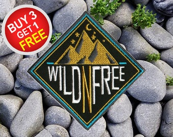 Mountain Patch Hiking Patches Iron On Patch Sew On Patch Patches For Backpacks