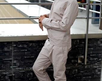 Long boys pants/ Summer pants for toddler/ Baggy pants/ Long metal look pants/ Tall trousers/ Casual trendy pants/ Long trousers kids