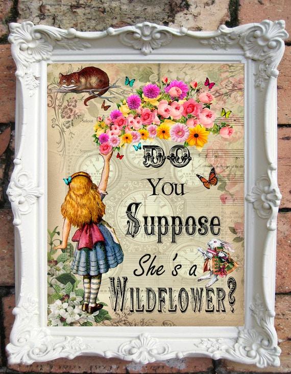 Alice In Wonderland Kitchen Decor Iron Blog
