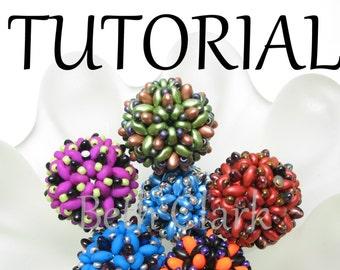 TUTORIAL- Dodecarizo beaded bead