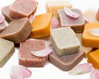 25 Handmade Organic Soap Favors - Wedding Favors - Birthday Party Favors - Baby Shower Favors - Birthday Party Favors