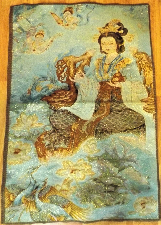Beautiful Tibetan Wall Art Images - The Wall Art Decorations ...