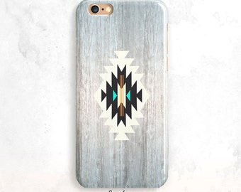 Wood iPhone 6S Case, Tribal iPhone 5S Case, iPhone SE Case, Geometric iPhone 6 Plus, iPhone 7 Case, Wood iPhone 6 Case, iPhone 5C, 7 Plus