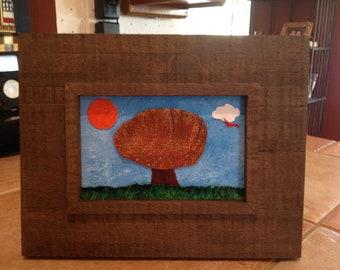 Tin Tree Series No. 4