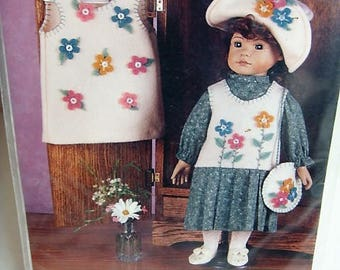 Dainty Daisies Doll Clothes Pattern Indygo Junction Daisy Doll Clothes