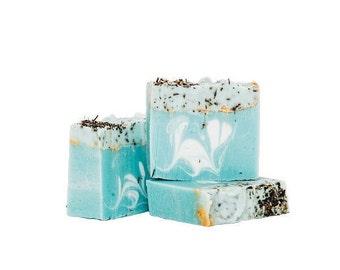 Soap Lime With Bergamot - Soap, Wedding Soap Favors, Party Favors, Kids Soap, Fruit Soap, French Soap, Dessert Soap