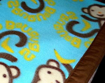 Go Bananas Fleece Cozy - Pet Blanket