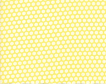 Basics (55023 30) Bliss Dot Yellow Bonnie & Camille