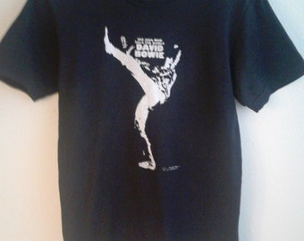David Bowie Man Who Sold The World T Shirt