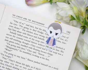 Eleven - Magnetic bookmark - Stranger Things || geek gifts, hawkins, tv show, mike wheeler, dustin, happy planner, stranger things bookmarks