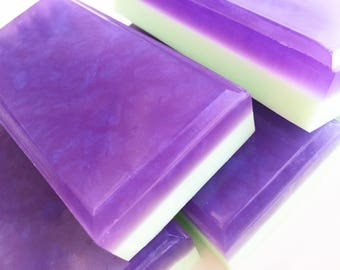 Lilac Soap, Spring Soap, Easter Soap, Lilac in Bloom Soap, Floral Soap, Ultraviolet Purple Lavender Soap
