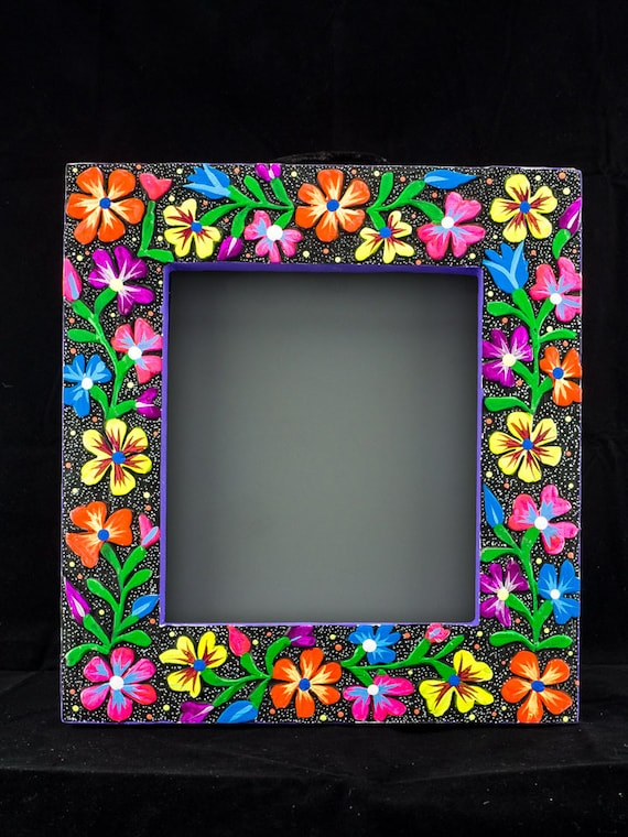 Frames-Alebrije-Mexican crafts free shipping in Italy