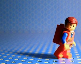 Emmet Lego - Foto - verschiedene Größen