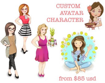 Custom Character (avatar)