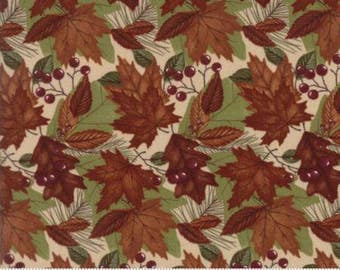 Country Road Sandy Tan 6662 19 - Moda Fabrics - 100% Cotton Quilting Fabric