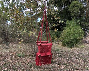 Baby Hammock Swing Chair Macrame