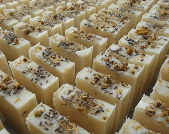 Unscented All Natural Soap, Fragrance Free Soap, Soap Loaf, Unscented Soap Loaf, Bulk Soap, Scent Free Soap, Soap for Men