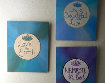 Acrylic Painting Collection