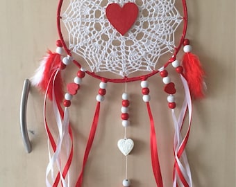 Dream catcher or handmade dreamcatcher.