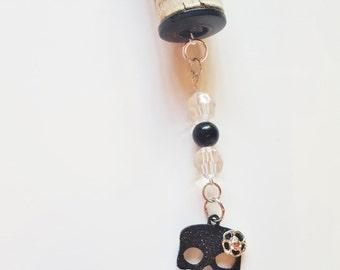 Wine Cork Ornament, Poizin Wine Cork Ornament, Wine Bottle Charm