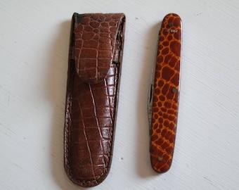 """France vintage 50s """"Philips""""  pocket knife/penknife/folding knife"""