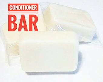 Hair Conditioner Bar, Head, Face, Body Shaving, No Waste Conditioner, Minimalist, Handmade Conditioner For Hair, Shampoo Bars in shop