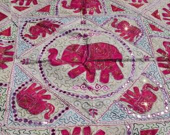 Pink Elephants Everywhere!