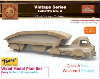 Vintage Truck Series No.4
