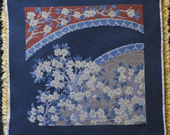 """""""Embroidery"""" Japanese home """"cross stitch"""