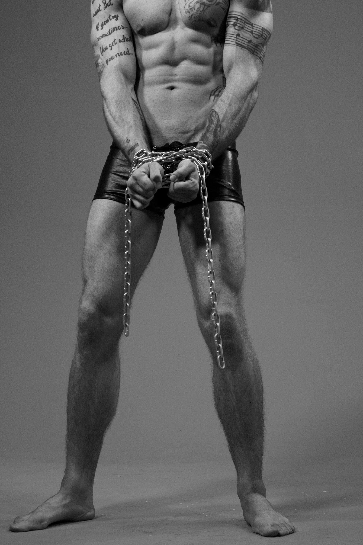 Man to man bondage
