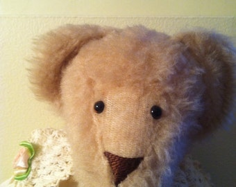 New Price!!  Handmade Teddy Bear!!  New Price!