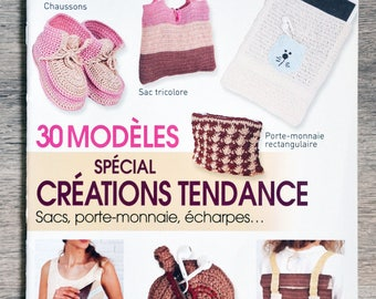 Easy crochet - Special creations trend designs magazine