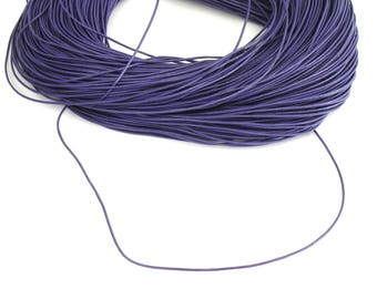 Leather Purple 1 mm diameter Cup sold