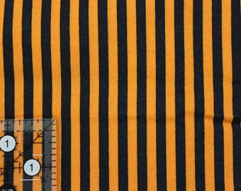 """Tricks & Treats Too stripe by Edelen Wille  44-45"""" wide 100% cotton by marcus fabrics"""