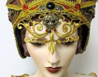 Balinese Dancer's Headdress