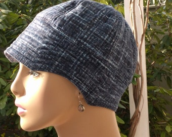Chemo Hat SALE Womens Chemo Caps Alopecia Hair Loss  Hat Handmade in the USA MEDIUM