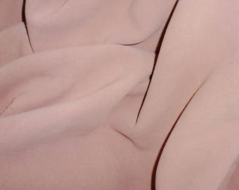 "Suede Leather 12""x12"" PASTEL BLUSH PINK Flesh Suede Vintage Garment Cowhide4 oz / 1.6 mm PeggySueAlso™ E2825-12 Full hides too"