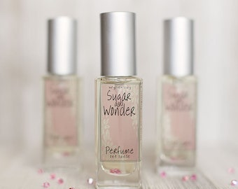 Sugar and Wonder Perfume | Spring and Summer Inspired Fragrance of
