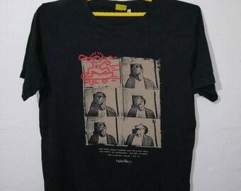 Rare Keith haring t-shirt M size