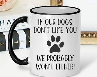 Dog Lovers Gift - Dog Coffee Mug - Funny Dog Lover Gift - Dog Lover Mug - Dog Mug - Stocking Stuffer - Christmas Gift for Her - Animal Mug