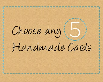 5 Pack of any Cards